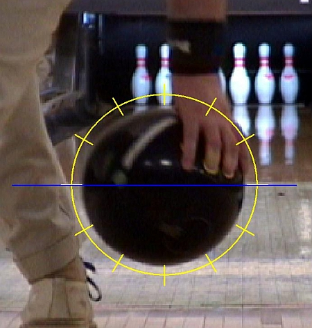 Bowling Tip - Proper Hand Position - YouTube