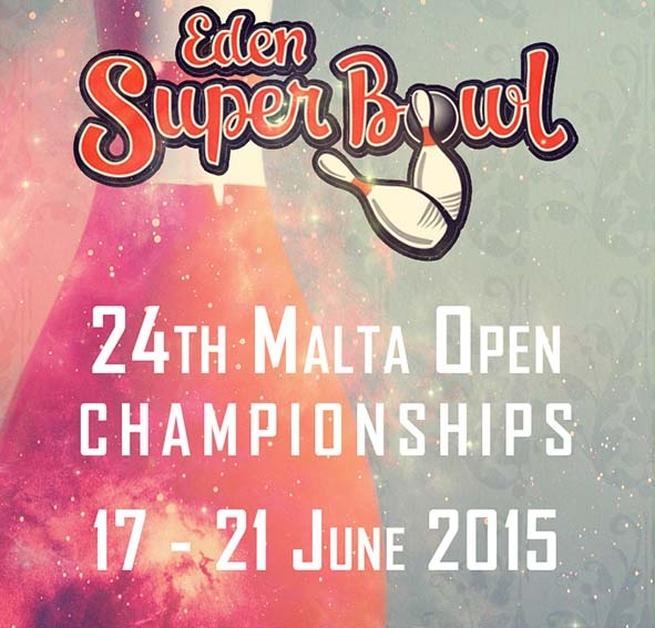 24th Malta Open Championships 2015 - Slow Motion Video