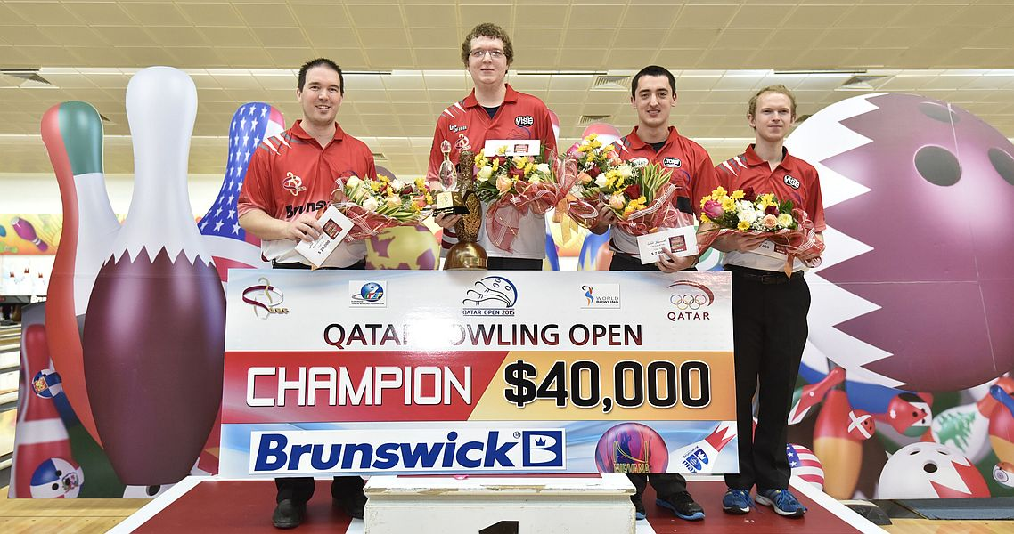 2016 Qatar Open to conclude World, European Bowling Tour season