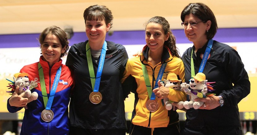Pluhowsky, Suartz win Singles gold to end Pan American Games