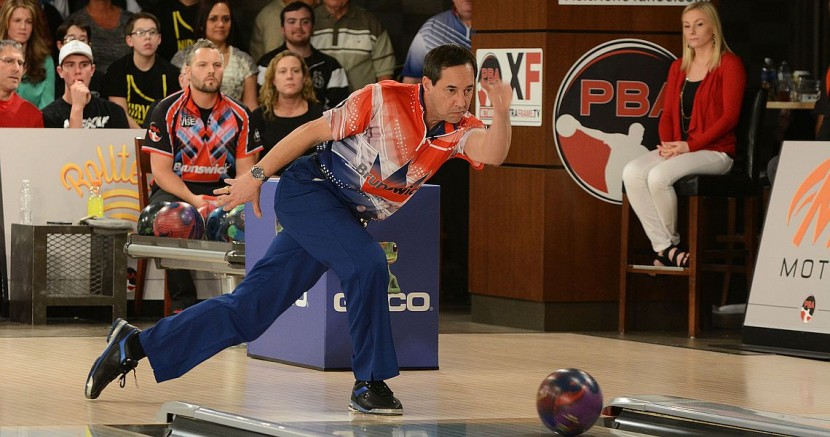 Parker Bohn III advances to third place in all-time PBA TV appearances