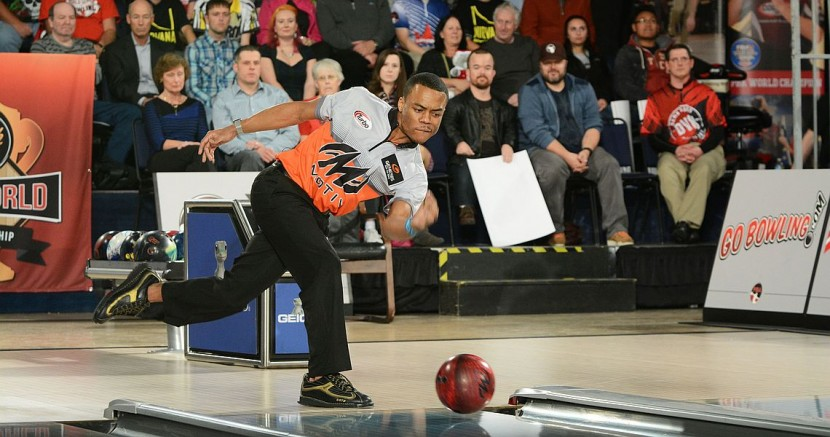Gary Faulkner Jr. historic as December 2015 IBMA Bowler of the Month