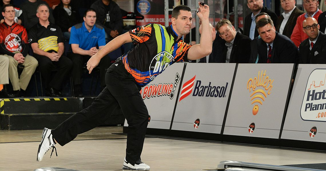 Ryan Ciminelli extends Xtra Frame PBA Tour points lead
