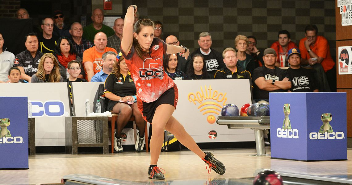 Danielle McEwan finishes 2015 atop WBT women's ranking