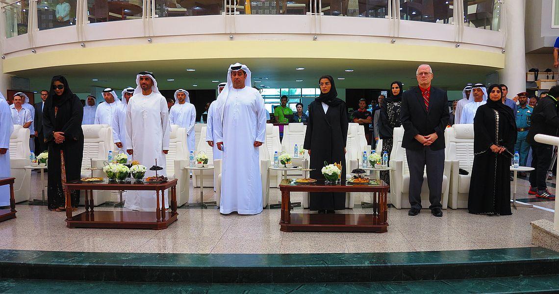 2015 Women's World Championships gets underway in Abu Dhabi