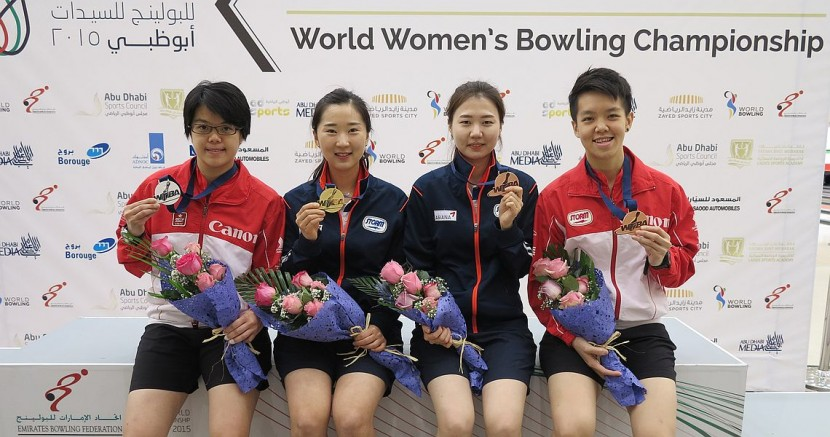 Korea's Jeon Eunhee starts 2015 WWC with victory in Singles