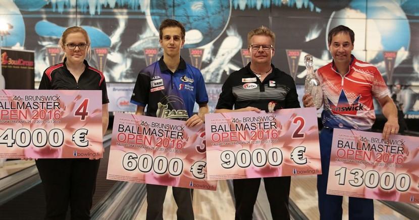 Parker Bohn III starts 2016 EBT with victory in Helsinki