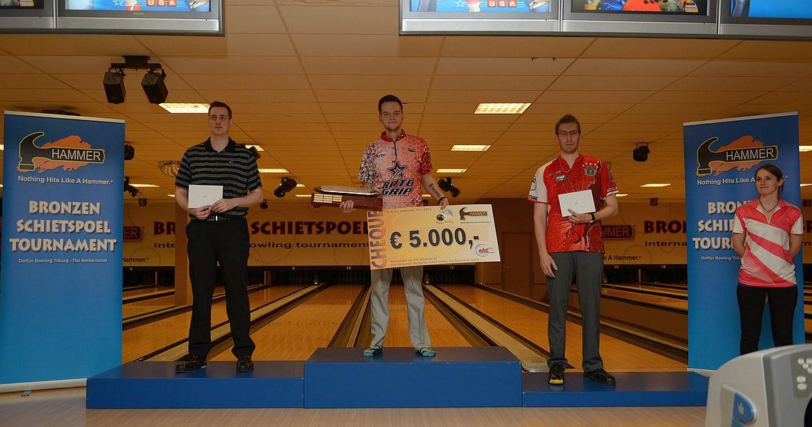 Daniel Fransson wins first EBT title in Hammer Bronzen Schietspoel