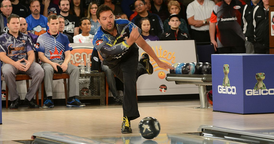 Jason Belmonte will be known as the bowler who revolutionized the sport