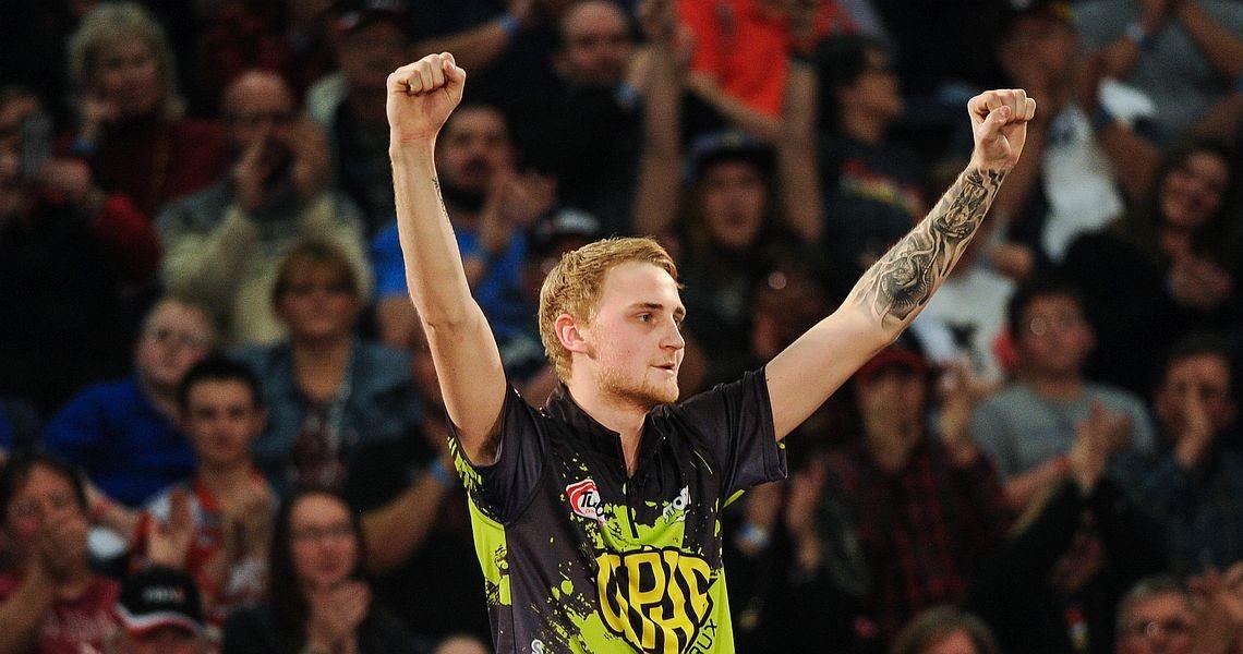 Sweden's Jesper Svensson wins 51st FireLake PBA Tournament of Champions