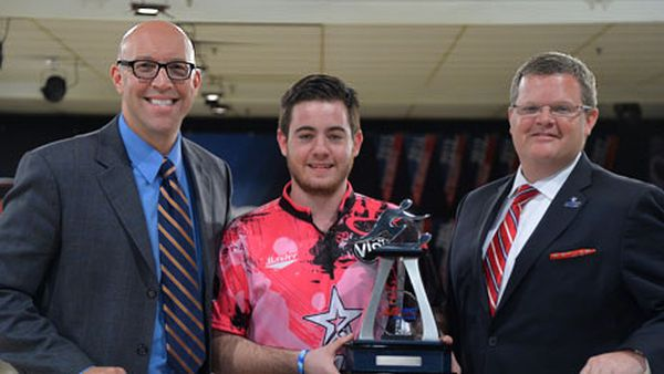 Anthony Simonsen makes history with win at 2016 USBC Masters