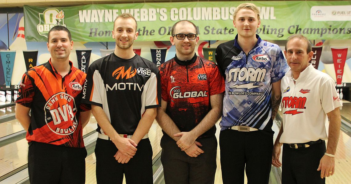 Ryan Ciminelli wins top berth for PBA Players Championship finals