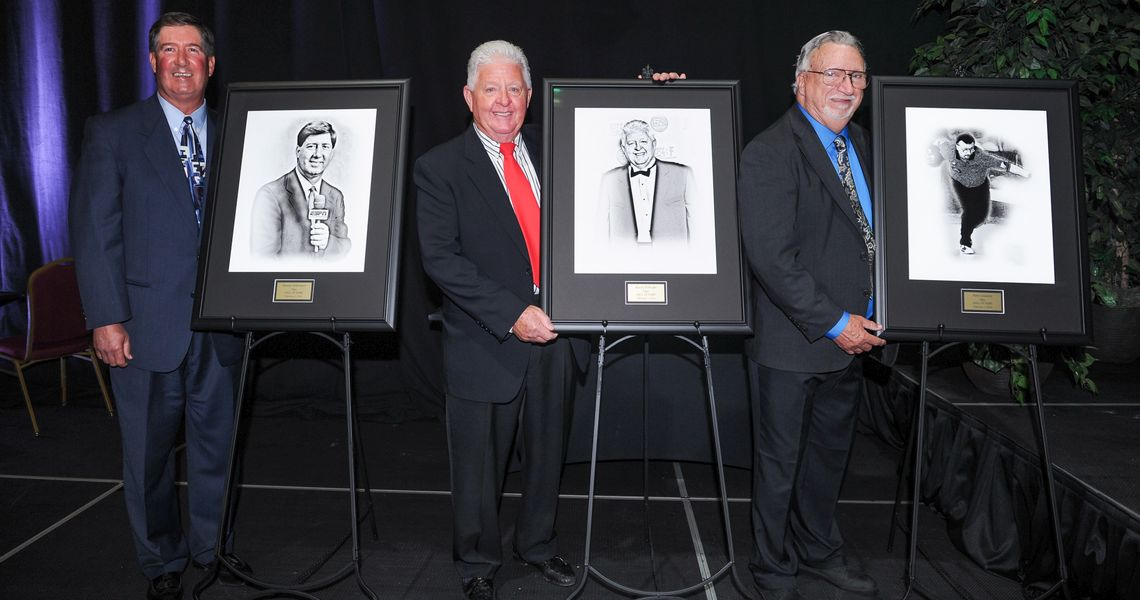 Pete Couture, Harry O'Neale and Denny Schreiner inducted into PBA Hall of Fame