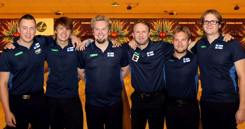 Finland shoots big game to win Men's Team event