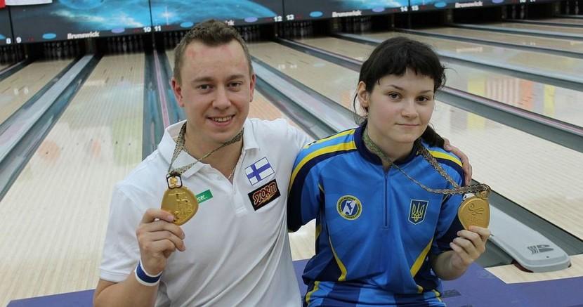 Osku Palermaa, Daria Kovalova take Singles gold at World Games