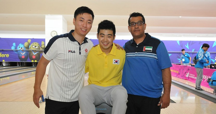 Park Jong Woo concludes Asian Games with victory in Men's Masters