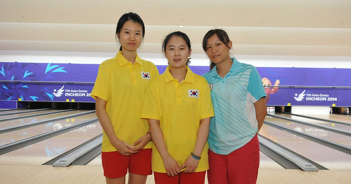 Lee Na Young wins fourth gold medal at Asian Games in Women's Masters