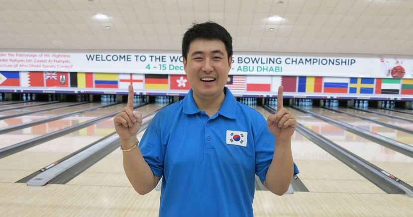 Kang Heewon claims fourth gold medal for Korea in Masters