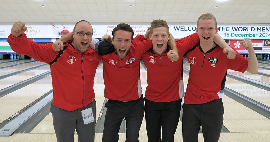 Denmark stuns USA to win gold medal in Trios