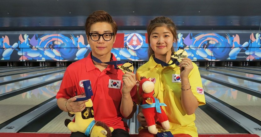 Korea starts 2014 World Youth with gold medal sweep in Singles