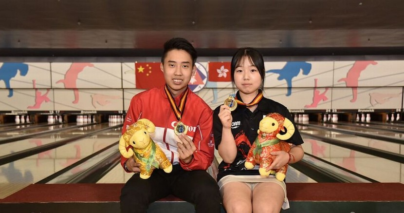 Masters concludes 16th Asian School Championships