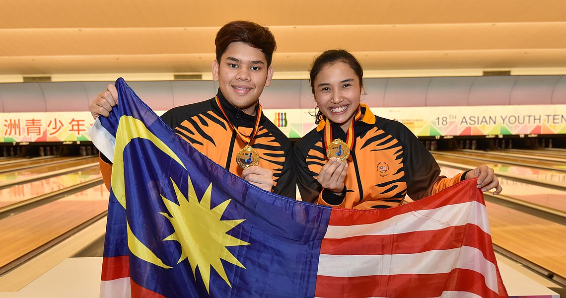 Malaysia sweeps Masters gold medals 18th Asian Youth Championships