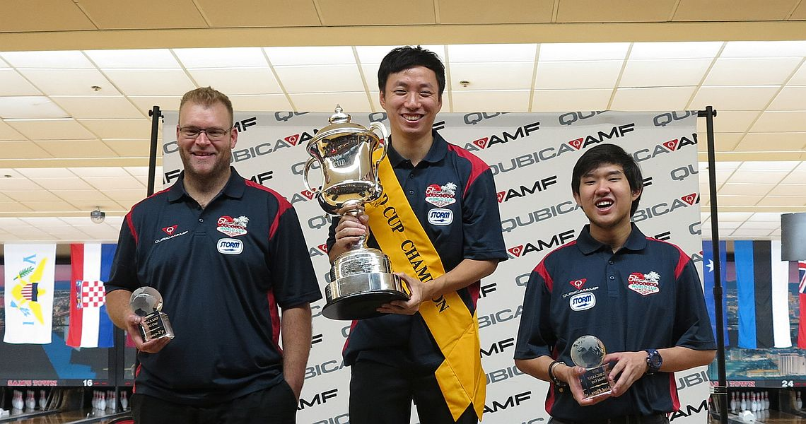 Wu Siu Hong captures first-ever World Cup title for Hong Kong