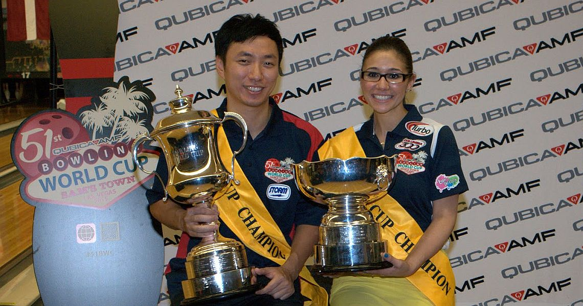 Stats, records and more stuff on the 51st QubicaAMF Bowling World Cup