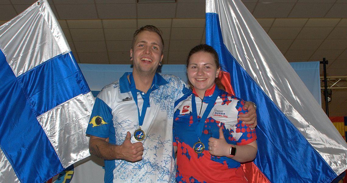 Joonas Jähi, Maria Bulanova win 38th European Champions Cup