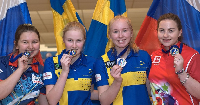 Swedish girls sweep gold medals in 2015 EYC