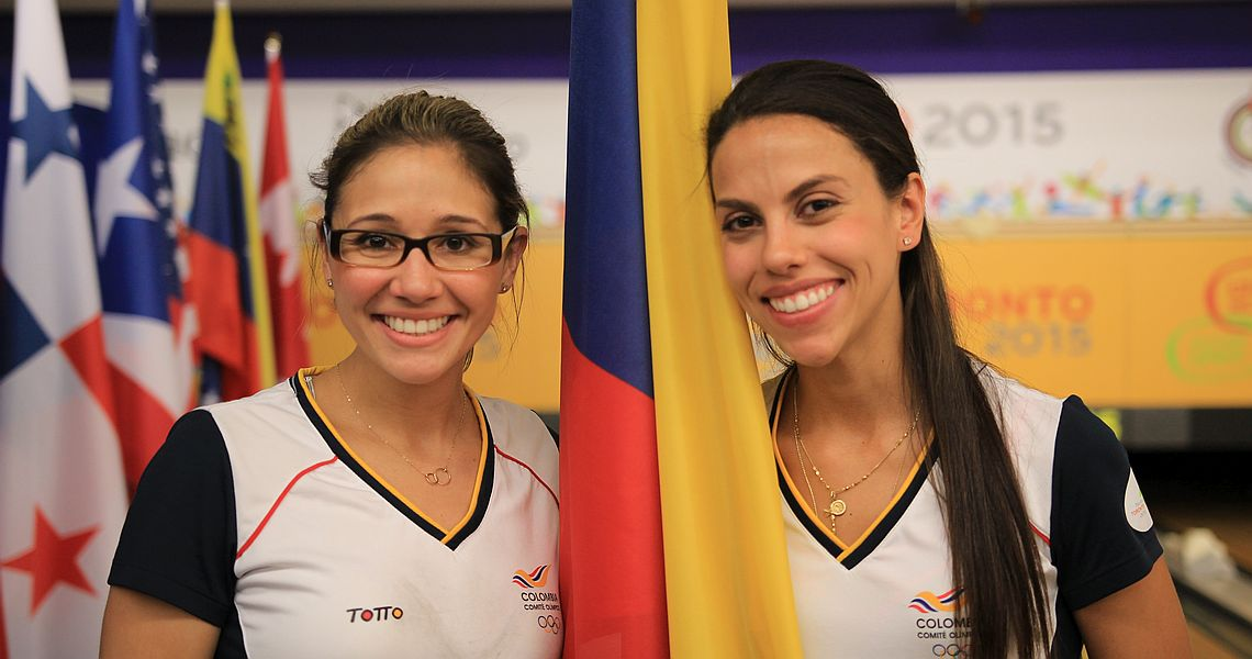 Colombia's Guerrero, Restrepo set the pace in Women's Doubles