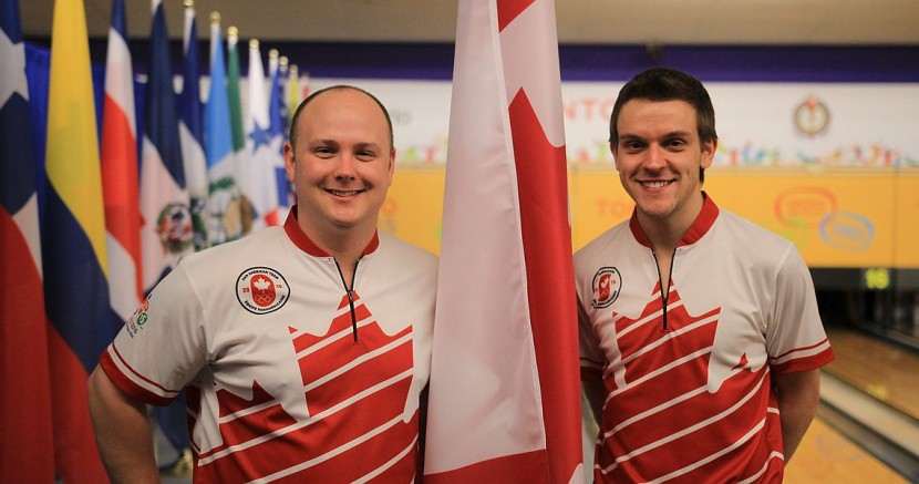 Canada's MacLelland, Lavoie take the lead in Men's Doubles after 6/12 games