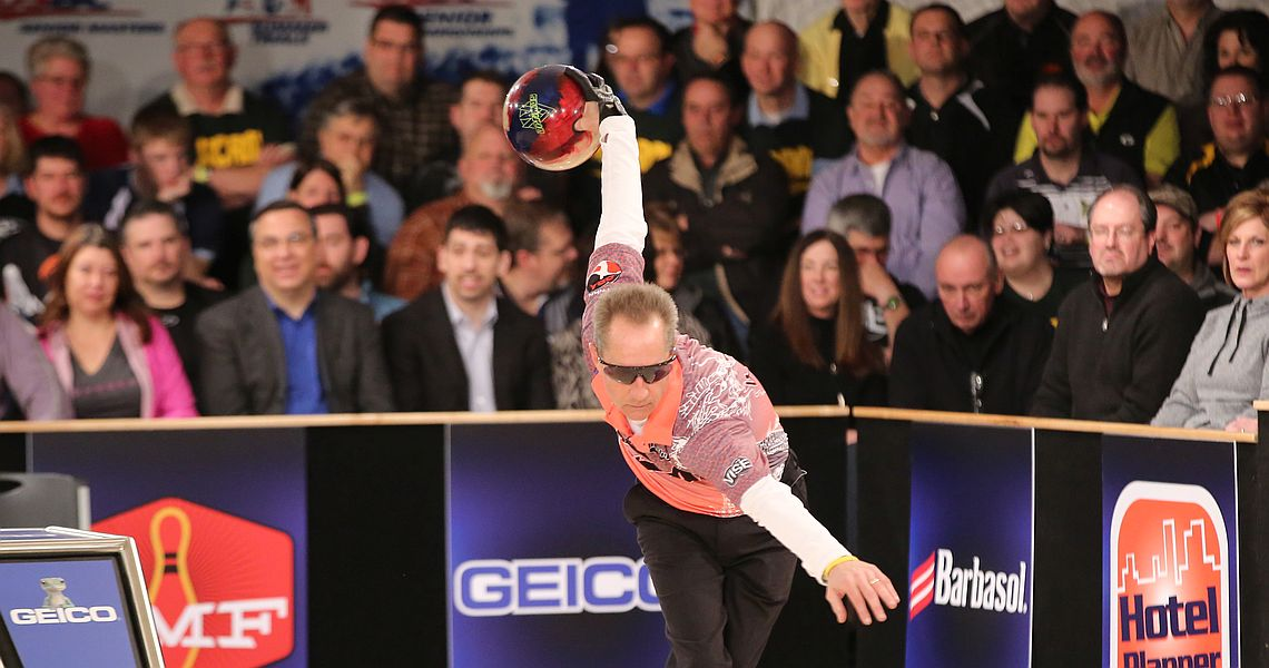 Pete Weber earns 2015 PBA50 Player of the Year crown