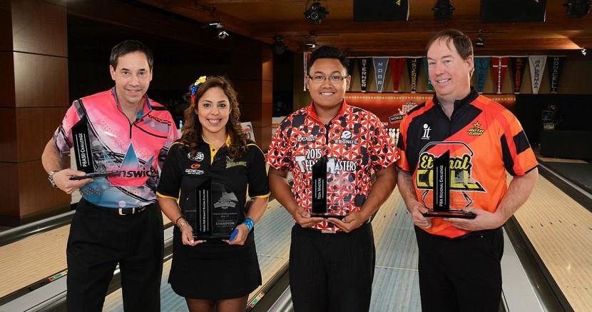 Bohn, Beasley, Allen and Soedarmasto are winners in PBA Challenge Finals