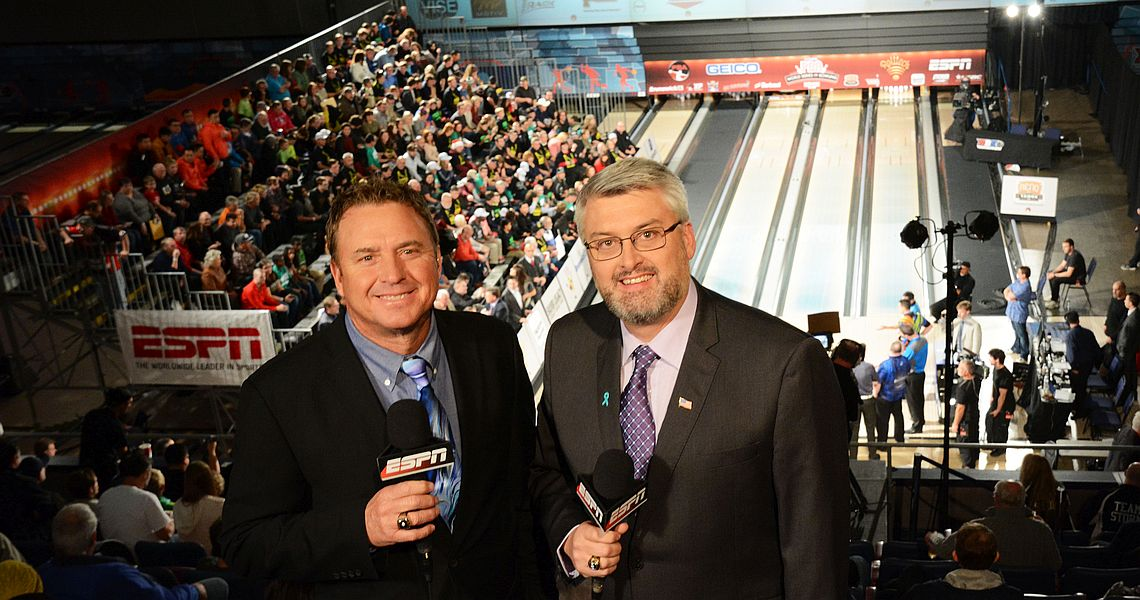 ESPN partners Pedersen, Jakubowski to cover Xtra Frame PBA Tour events
