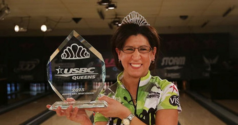 Hall of famer Liz Johnson wins 2015 USBC Queens