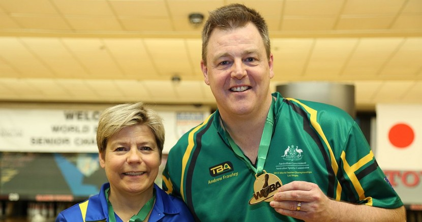 Susanne Olsson, Andrew Frawley emerge as Masters Champions