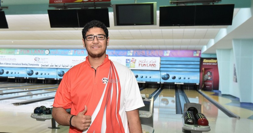 Ahmed Al-Awadhi leads top 30 into finals in Bahrain