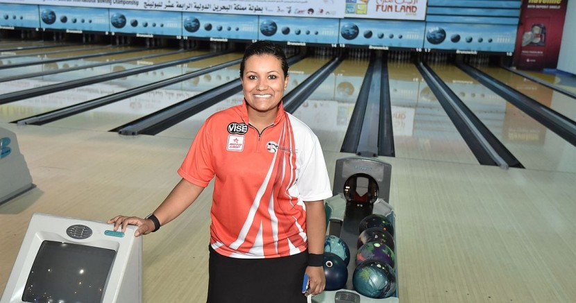 Anggie Ramirez paces international field in Bahrain