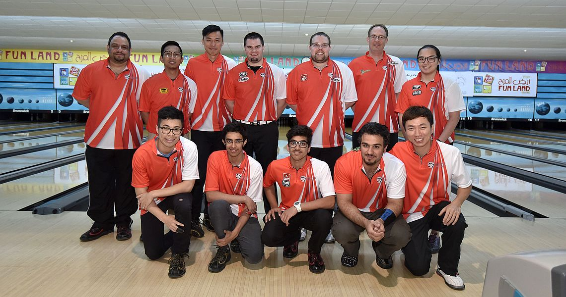 Field set for the final day at Bahrain Championship