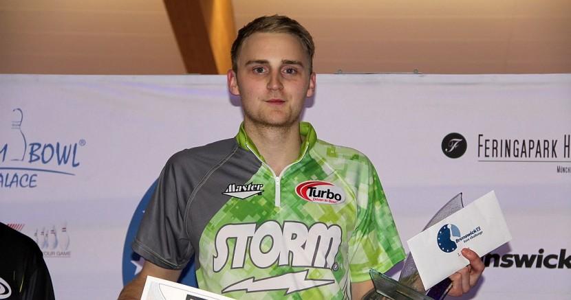 Jesper Svensson wins his fourth PBA title at Brunswick Euro Challenge