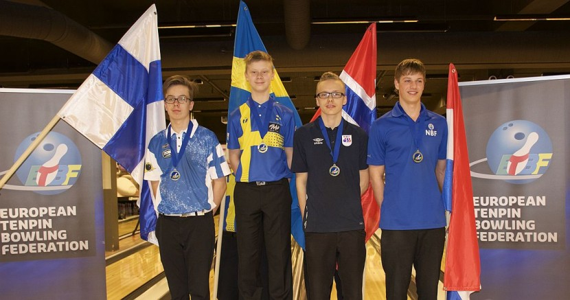 Swedes Svensson, Wegner claim gold in EYC Masters
