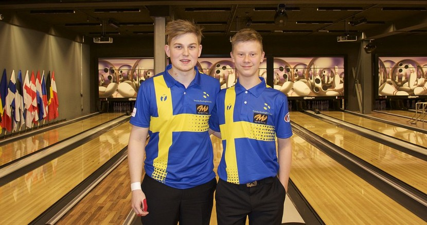 Swedish boys, German girls start 29th EYC with victory in Doubles