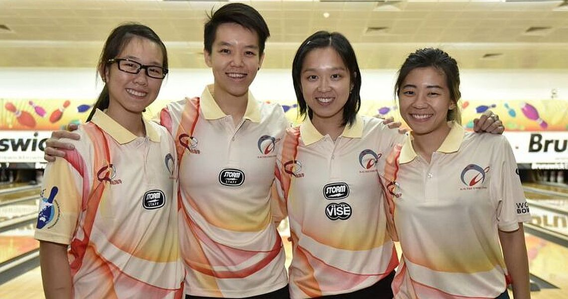 Daphne Tan holds commanding lead in H.H. Emir Cup