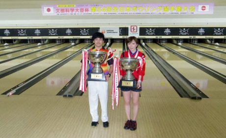 Shinbata, Takebe emerge as Japanese Masters champions