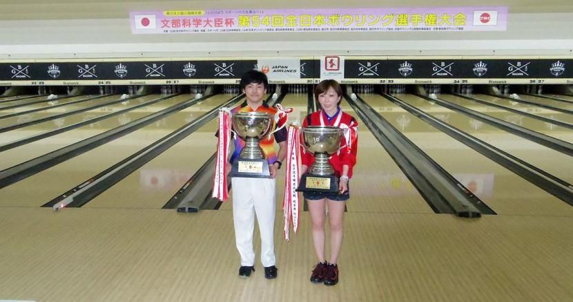 Shinbata, Takebe emerge as Japanese Masters champions