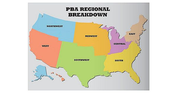 Youth vs. experience highlights PBA's 2015 Regional Award winners