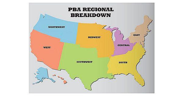Youth vs. experience highlights PBA's 2015 Regional Award winners