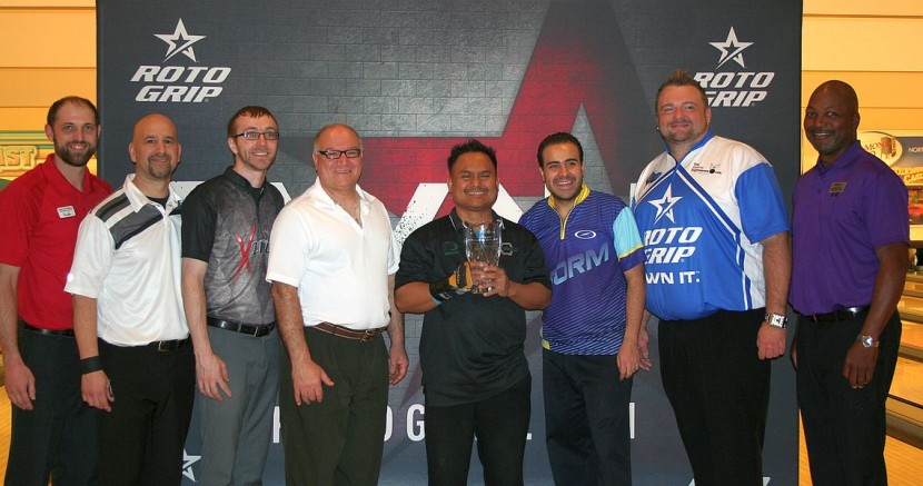 172 average bowler throws four Brooklyns to win TAT Nationals