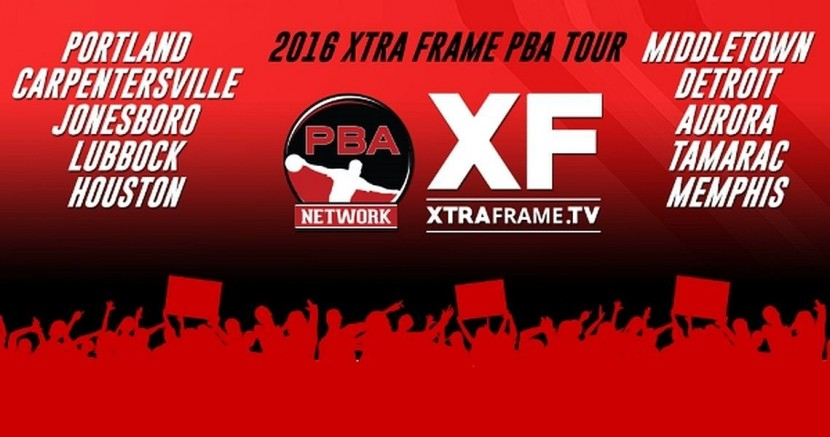 PBA announces expanded 10-event Xtra Frame PBA Tour Schedule